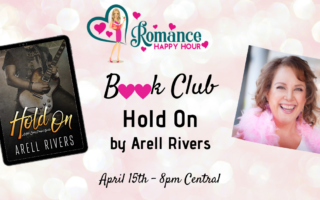 Romance Happy Hour Book Club Arell Rivers